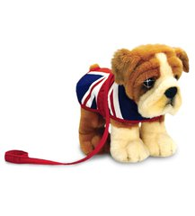 union jack british bulldog