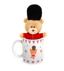 pipp the bear union jack mug