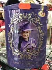 queen tea gift